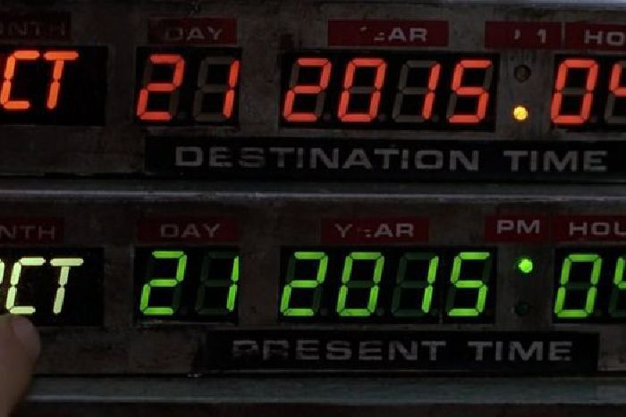 c8eb369ebb Back to the Future Day  what the film got right about 2015 - Falkirk ...