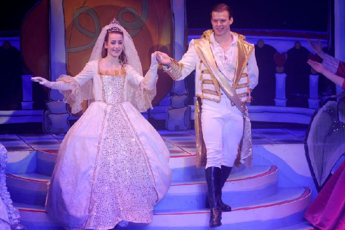 Having a ball in Pantoland at FTH - Falkirk Herald