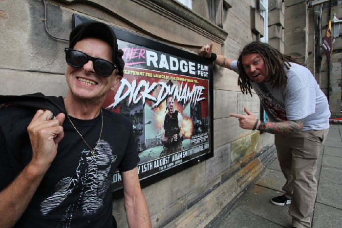 Dick Dynamite Film Crowdfunder More Films Added To Line Up Fife Today