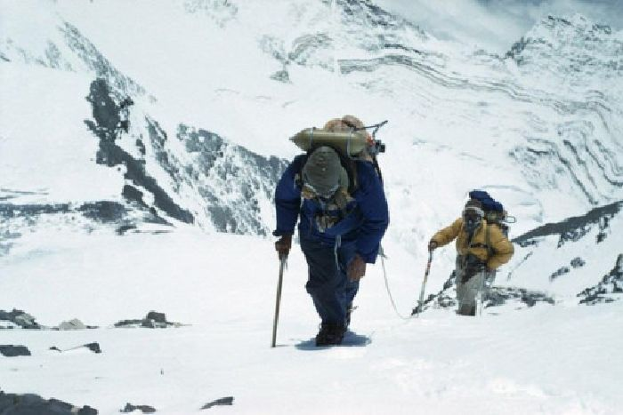 Hillary and Tenzing's Everest summit agreement - The Scotsman