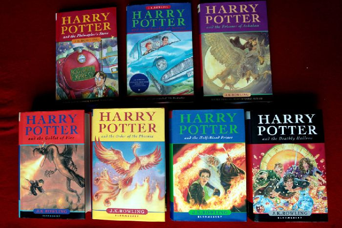 First Edition Harry Potter Books Fetch 11000 The Scotsman