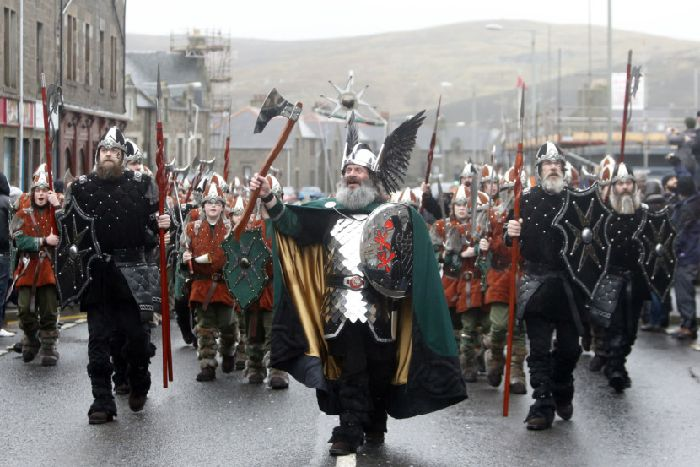 Vikings still running rampant in Scottish DNA - The Scotsman
