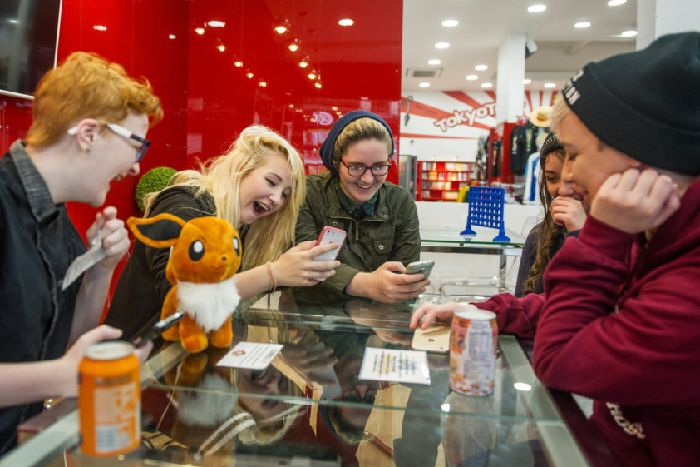 The Scottish gamers who trail-blazed Pokemon Go - The Scotsman