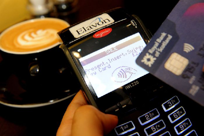 Wallets lighter with contactless payments on the rise - The Scotsman