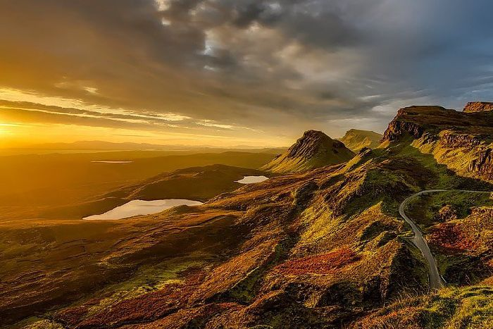 Scotland countryside images