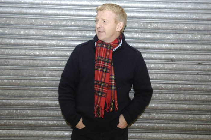 5ee2d45036ac4 Strachan turns 60 with memories of Trainspotting country - The Scotsman