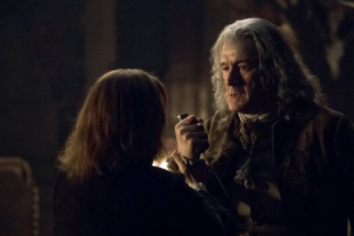 Lord Lovat As Portrayed By Clive Russell In The Outlander Series PIC