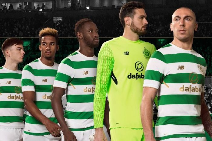Celtic unveil home strip for 2017 18 season - The Scotsman 25e18ae9e