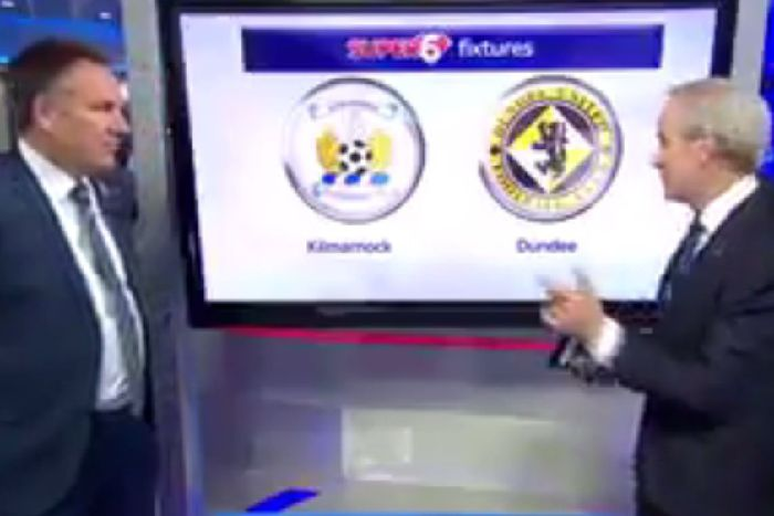 Sky Sports and Paul Merson reveal ignorance of Scottish football