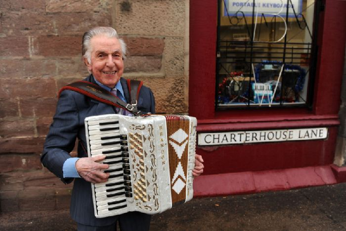 Obituary: Bill Wilkie, master of Scottish accordion music played for