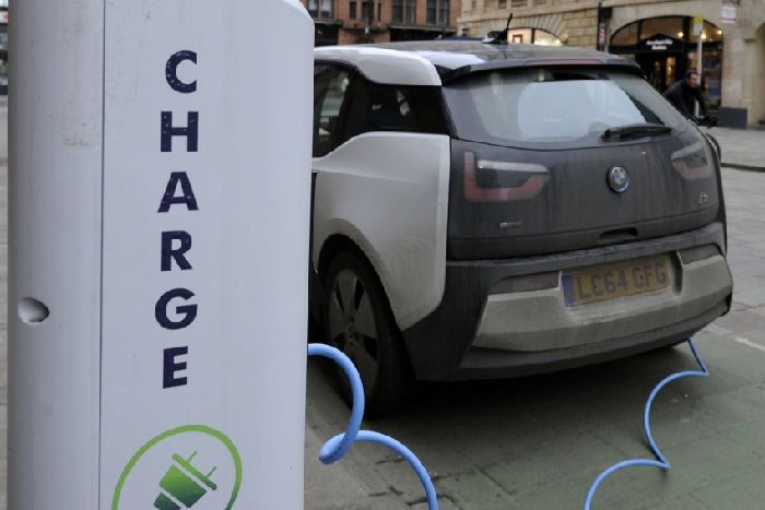 Electric Vehicles Will Soon Become The Norm On City Streets Picture John Devlin