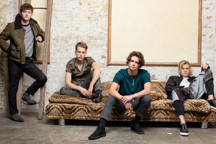 the vamps all night album download