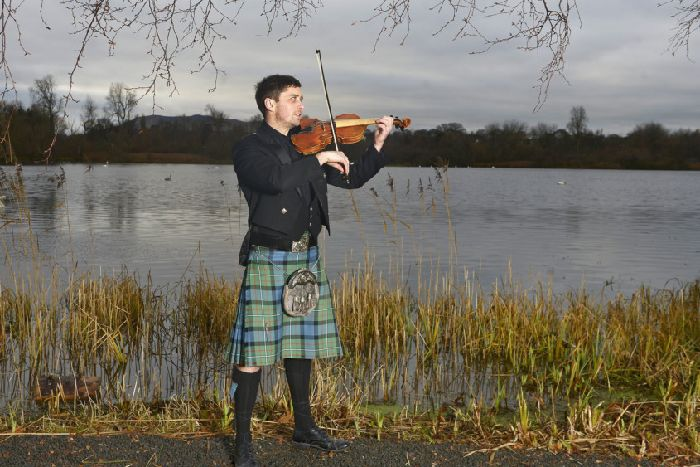 Fiddles made from native trees set history to music - The Scotsman