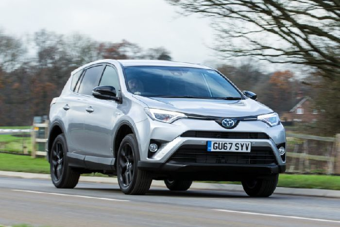 The Rav4 Is Uglier Than Compeion Inside And Out