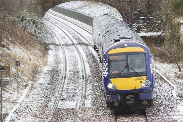 ScotRail announce train cancellations across Scotland - The Scotsman