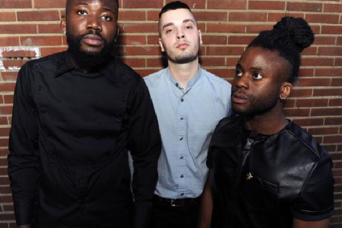 358e57cb Young Fathers will be playing a rare home-town gig as part of the Hidden