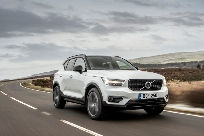 Review Volvo Xc40 The Scotsman