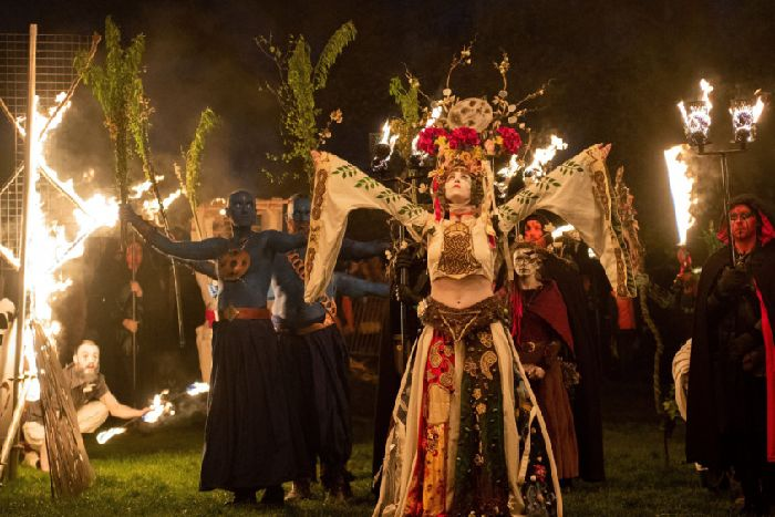 The ancient rituals of the Beltane festival in Scotland - The Scotsman