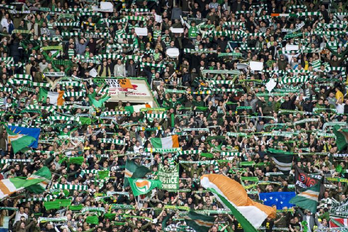 fafa5ae1e Celtic fans have jumped at the chance to watch their team in action again  next season