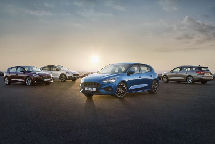 Review New Ford Focus The Scotsman