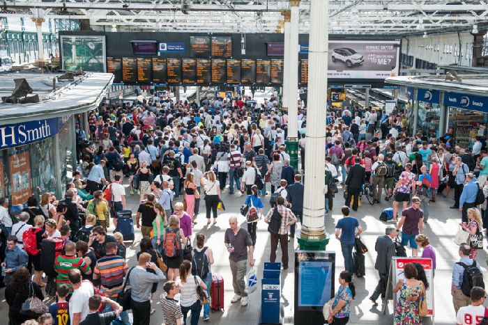 Revealed: Delays and cancellation rates at UK's major train stations