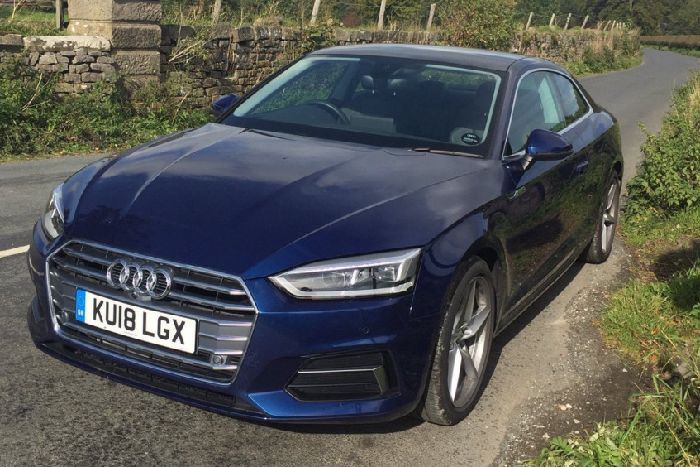 Review Audi A5 And A7 The Scotsman