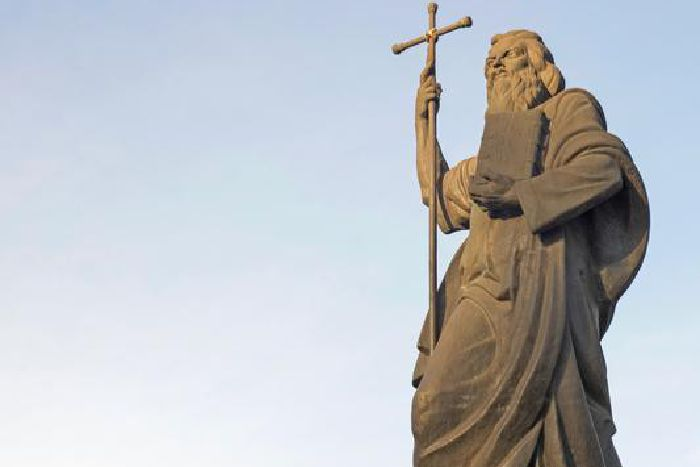 Saint Andrew is the patron saint of Scotland (Photo: Shutterstock)