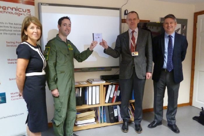 Copernicus secures fresh deal to deliver RAF aircraft training - The
