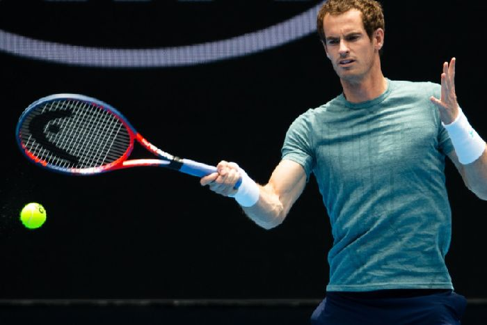 28b185187 Andy Murray plans to retire from tennis this year. Picture  AFP Getty Images