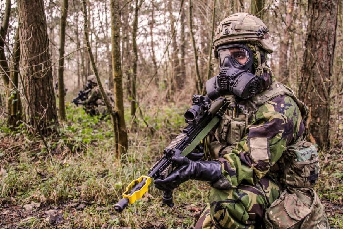 Elite Scots commandos to leads against chemical warfare threat - The