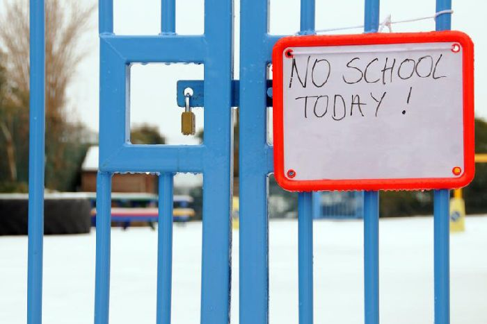 Full list of school closures in Scotland due to snow and ice - The