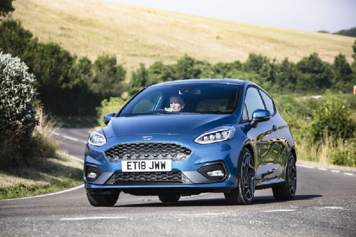 Review Ford Fiesta St Performance The Scotsman