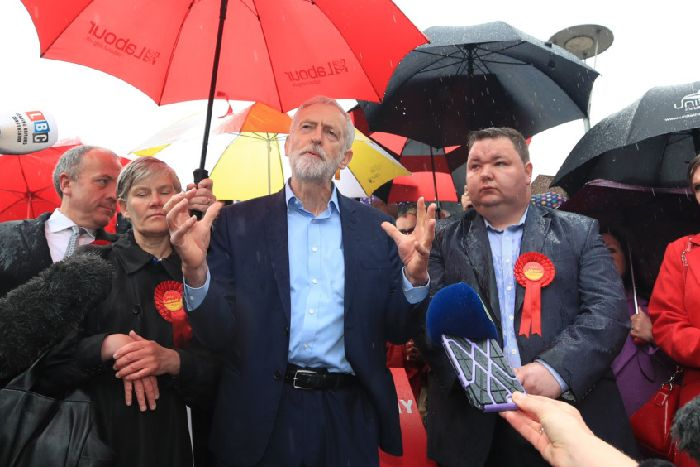 7a3df7b2 Dani Garavelli: Numbers don't lie as Jeremy Corbyn projects hits new ...