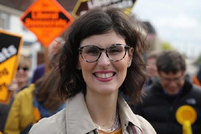Image result for layla moran constituency