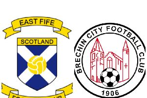The home side were defeated by Barry Smith's Brechin.