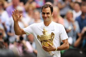 But nine men have also won singles Grand Slams since Wimbledon 2003
