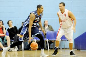 Keiron Achara faces off with Keith Bunyan, a man he says is his mentor