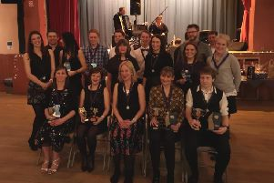 Stonehaven Running Club prizewinners