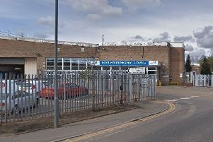 Residents can collected free grit from the Thornliebank depot.