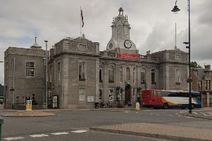 The competition will be held in Inverurie Town Hall