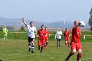 Forth have ended their league campaign (Library pic)