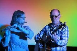 Fool's Gold, a North East acoustic duo consisting of Carol and Steve Robson, are coming to BURC (formerly St Paul's Church), Main Street, Spittal,  Berwick on March 1.