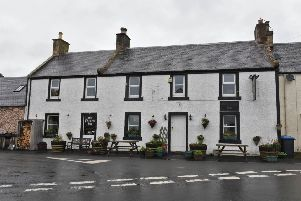 The Old Thistle Inn, Westruther.