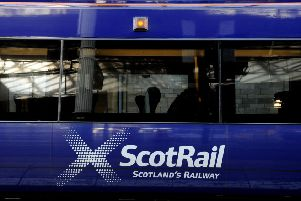 The rush hour service from Edinburgh has been cancelled.