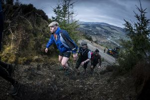3000 hardy trail runners will be heading to Traquair House, Innerleithen, in the Scottish Borders, for The Mighty Deerstalker, the biggest and the toughest 'do it in Tweed' themed night run to be staged in the UK, when it returns in force on Saturday, March 16 with The Double Stalker, a new character building two lap option (double distance, double obstacles and double 1824ft ascent!).