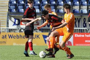 Rob Roy Under-19s battled past Syngenta in their Scottish Cup semi-final