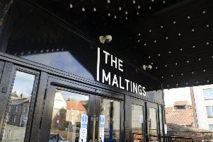 The Maltings in Berwick