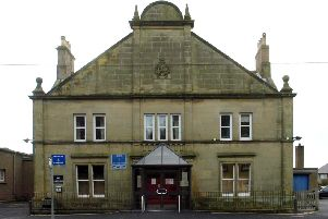 Volunteer Hall Duns