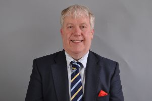 Councillor Tom Weatherston