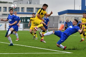 Cove Rangers defeated Raith Rovers 2-0 in the League Cup